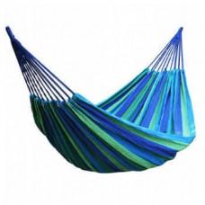 Синий полотняный гамак, 180 см