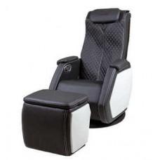 Массажное кресло Casada Smart 5 (черно-белый)