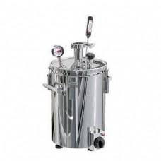 Автоклав Добрый Жар 17 литров с ТЭН