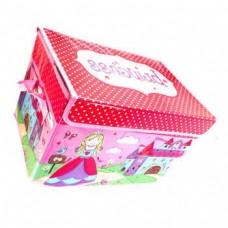 Короб для хранения игрушек, 37x25x25 см