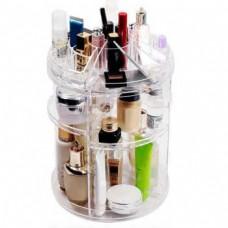 Вращающийся органайзер для косметики GW-288 Cosmetic Storage Box Rotative Rack