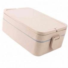 Ланч-бокс для микроволновой печи Yocoja 2 уровня, 21x13x7,5 см