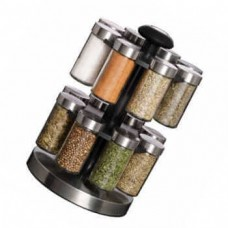 Набор для специй 16 Jars Spice Rack Set