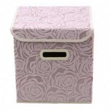 Короб для хранения вещей Розы, 37x24x25 см